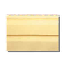 Сайдинг Альта-Профиль коллекция KANADA+ (желтый)