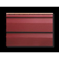 Сайдинг Альта-Профиль коллекция KANADA+ (красный)