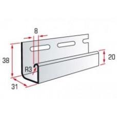 Планка J-trim Альта-Профиль FLEX