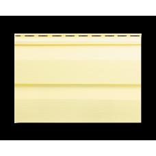 Сайдинг Альта-Профиль коллекция ALTA PROFIL (лимонный)