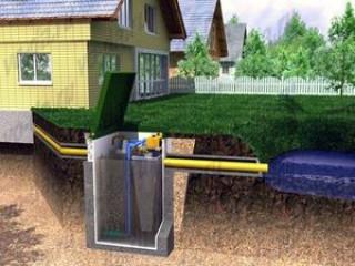 Отвод дождевой воды с крыши в частном доме, на даче