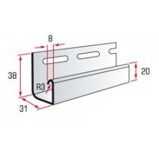 Планка J-trim Альта-Профиль софит